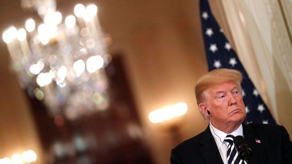 ترامب يقول إنه مستعد للاجتماع مع الرئيس الإيراني بدون شروط مسبقة