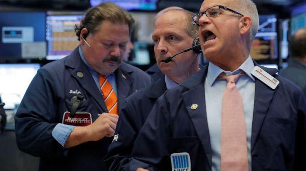 بورصة وول ستريت تغلق منخفضة، وناسداك يهبط أكثر من 1% لثالث جلسة على التوالي