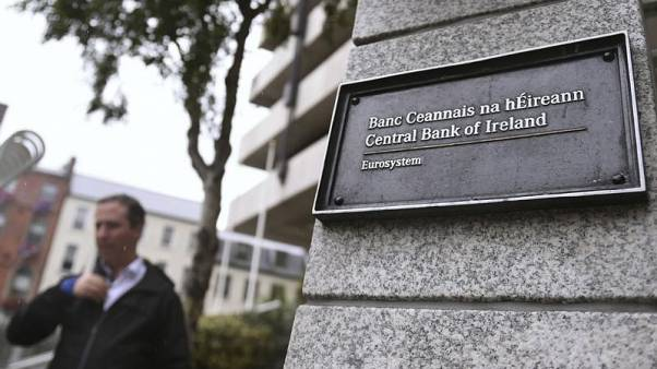 Irish central bank warns overheating pressures may emerge