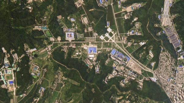 U.S. detects new activity at North Korea factory that built ICBMs - source