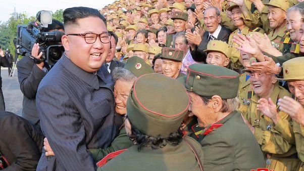 Indonesia invites North Korea's Kim Jong Un to Asian Games
