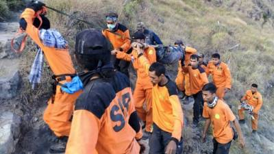 Séisme en Indonésie : des randonneurs évacués racontent leurs frayeurs