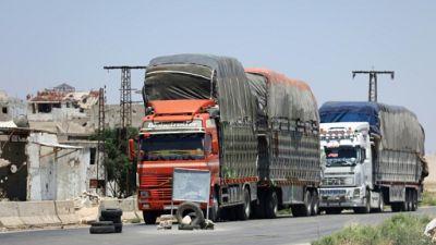 Dans la Syrie en guerre, ce curieux business qui unit les ennemis