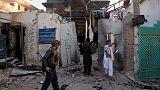 مقتل 15 على الأقل مع هجوم على مبنى حكومي بأفغانستان