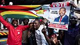Zimbabwe: le pays dans l'attente des résultats de la présidentielle, l'UE livre son rapport