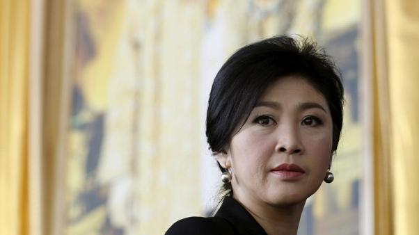 Thailand asks Britain to extradite convicted former PM Yingluck
