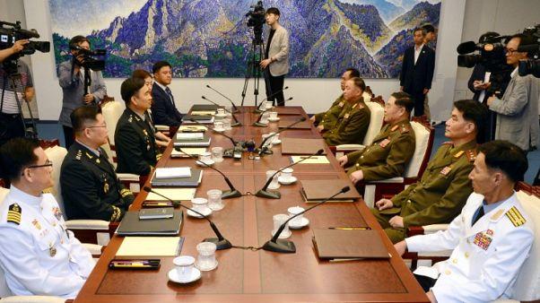 محادثات عسكرية بين الكوريتين وواشنطن ترصد نشاطا بمصنع صواريخ في الشمال