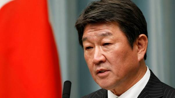 أمريكا واليابان تعقدان أول محادثات تجارية ثنائية في 9 أغسطس