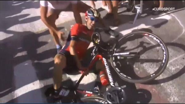"Tour:sindaco Alpe d'Huez ""Grazie,Nibali"""