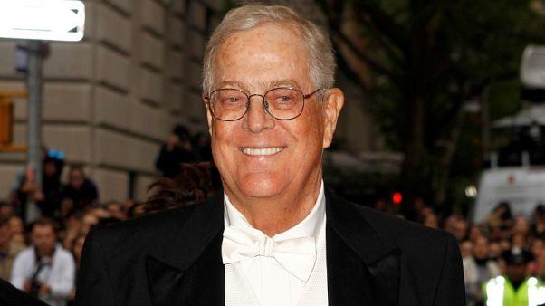Trump calls Koch brothers 'total joke,' 'overrated'