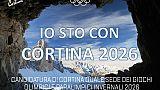 Giochi '26: Zaia, Cortina c'è