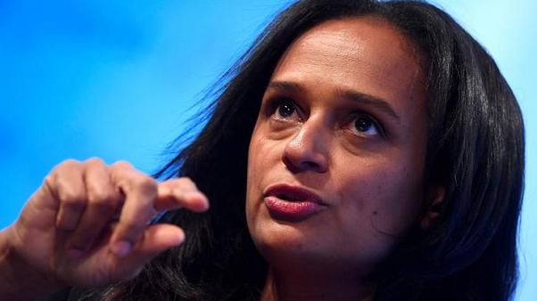 Angola's Isabel dos Santos misses summons from prosecutors