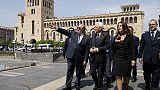Mattarella a memoriale massacro armeni