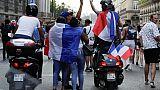 France: verbalisés pour avoir trop klaxonné le soir de la victoire au Mondial