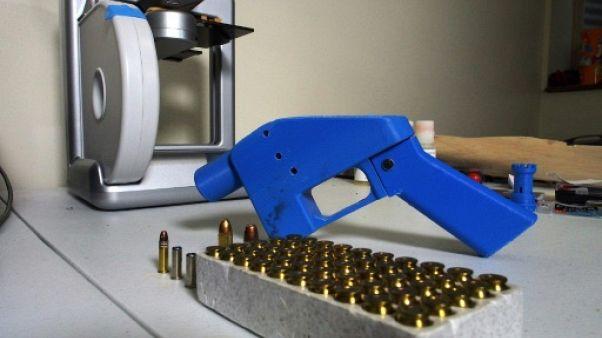 La justice américaine suspend l'autorisation d'imprimer des armes en 3D