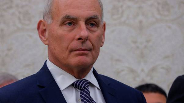 Kelly to stay on as White House chief of staff through 2020 - WSJ