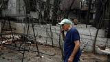 How do you sleep at night? After fire, Greek opposition seeks resignations
