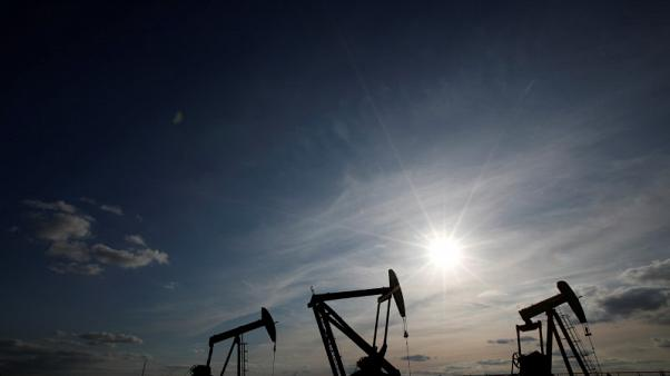 Oil extends decline after biggest monthly slump in two years
