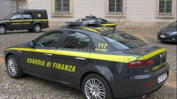 Gdf confisca 32 mln beni a clan Mazzei