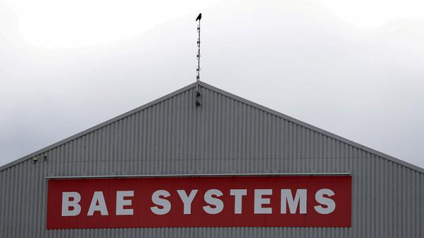 BAE Systems sticks to annual forecast