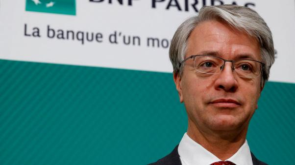 Global business helps BNP Paribas weather investment bank weakness