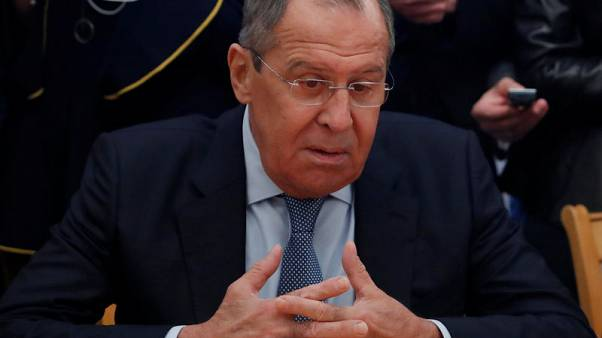 Lavrov may meet Pompeo this week - foreign ministry
