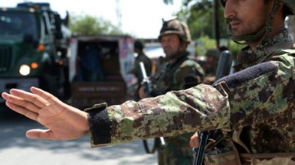 Afghanistan: l'armée se déploie à Jalalabad, meurtrie par les attentats