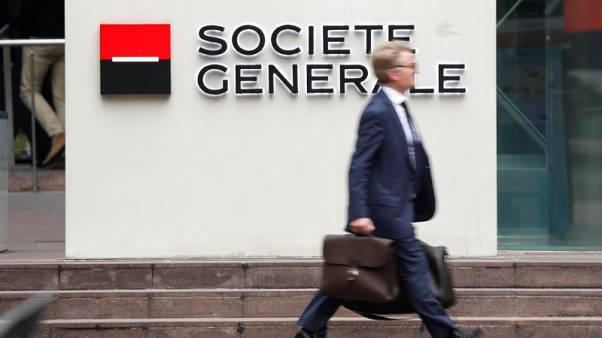 Societe Generale close to sale of Bulgarian bank to Hungary's OTP