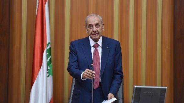 بري: التسويف في تشكيل الحكومة اللبنانية له تأثير سلبي
