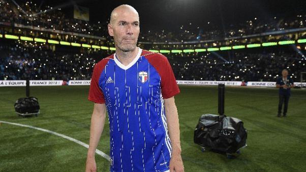 Utd-Mou ai ferri corti, Zidane è pronto