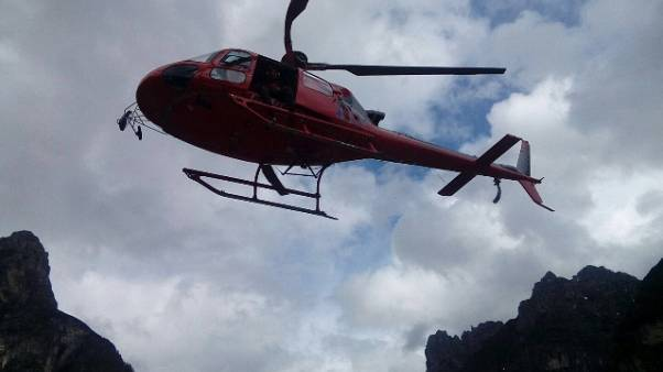 Incidenti montagna:scout incrodati,salvi