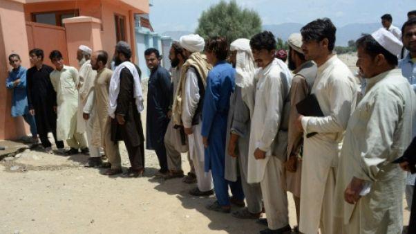 Afghanistan: élection présidentielle le 20 avril 2019