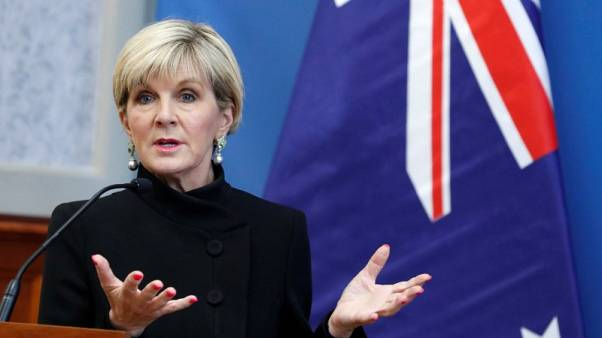 Australia yet to strike deal with China for foreign minister's visit - sources