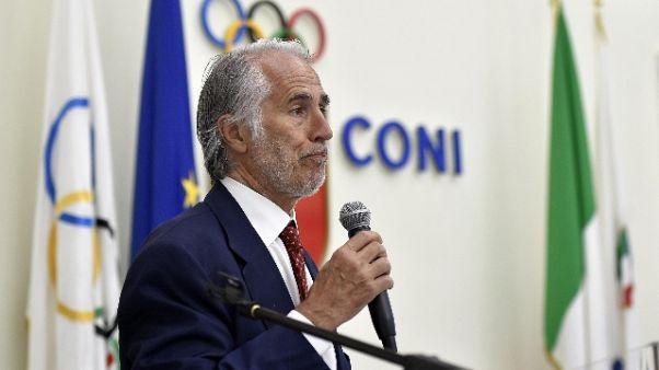 Giochi '26: Malagò, ora solo candidati