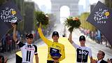 Cycling-Team Sky best place for Thomas, says Brailsford
