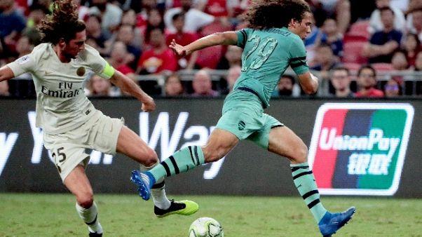 Rabiot è sospeso fra PSG e Barcellona