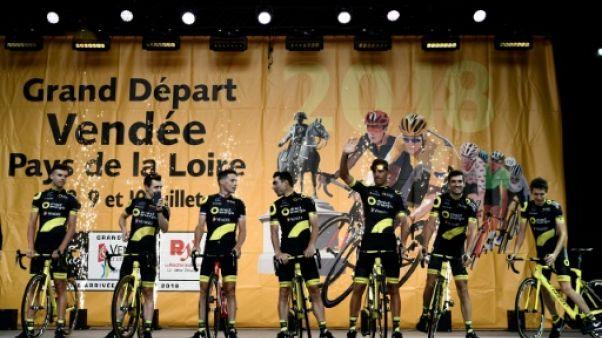 Cyclisme: Direct Energie va postuler au WorldTour