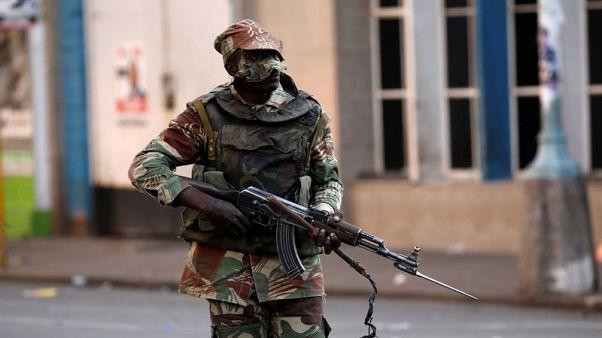 وزير العدل في زيمبابوي: نشر الجيش لاستعادة الأمن