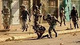 A Harare, l'armée répond à balle réelle aux manifestants qui crient à la fraude électorale