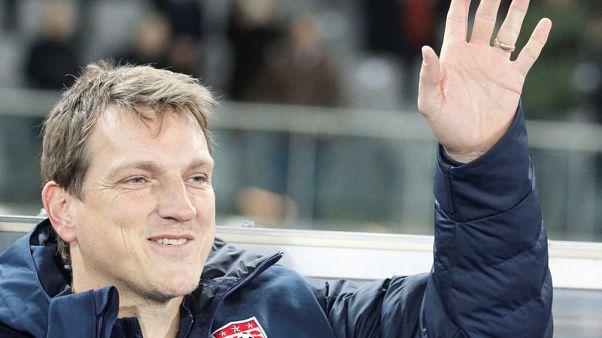 Israel name Austrian Herzog as new coach
