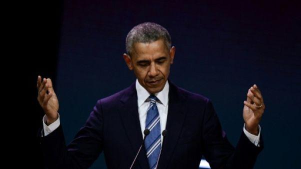 Obama se lance dans la bataille démocrate pour reconquérir le Congrès américain