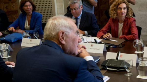 Le gouvernement espagnol a repris les tractations avec la Catalogne