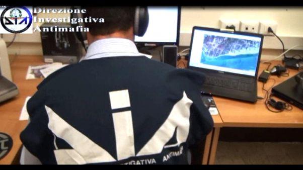 Un comitato d'affari a Messina, arresti