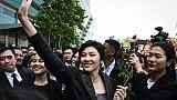 La Thaïlande demande à Londres d'extrader l'ex-Première ministre Yingluck Shinawatra