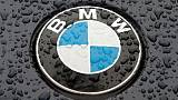 BMW's second-quarter profit falls less than expected