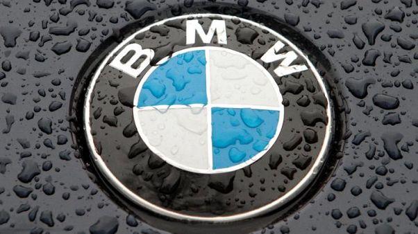 BMW's second-quarter profit falls less than expected