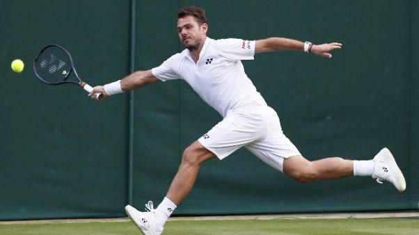 Tennis: Los Cabos, Fabbiano ko