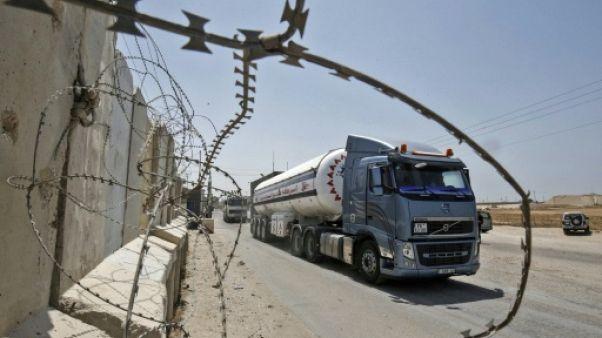 Gaza: Israël bloque de nouveau les livraisons de carburant