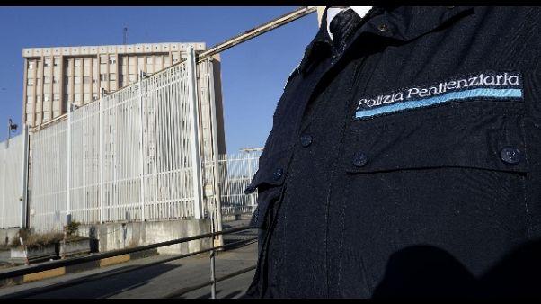 Detenuto evade dal carcere di Torino