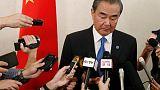 الصين تدعو لإنشاء آلية للسلام في شبه الجزيرة الكورية
